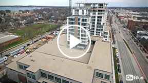 multi-family time-lapse video